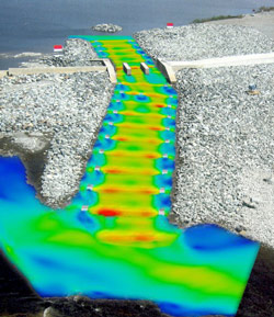CFD simulation results merge with reality