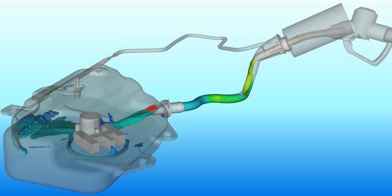 Automotive simulation by Reutter