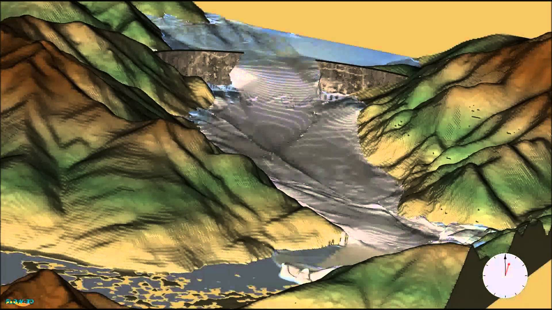 Water & Environmental CFD simulation