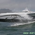 Earthrace Guarantees Speed, Fuel Efficiency and Safety