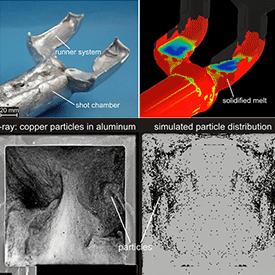 Foam molding - FLOW-3D CAST case study