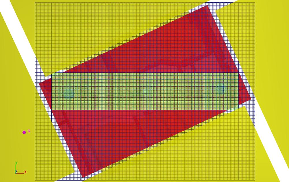 FLOW-3D setup gravity casting