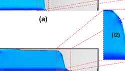 Modeling Open Surface Microfluidics