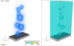Volume rendering FlowSight performance