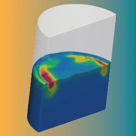 FLOW-3D (x) case study - sloshing