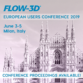 FLOW-3D European Users Conference Proceedings