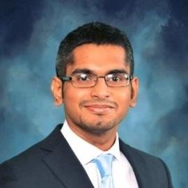 Karthik Ramaswamy, FLOW-3D CFD Engineer