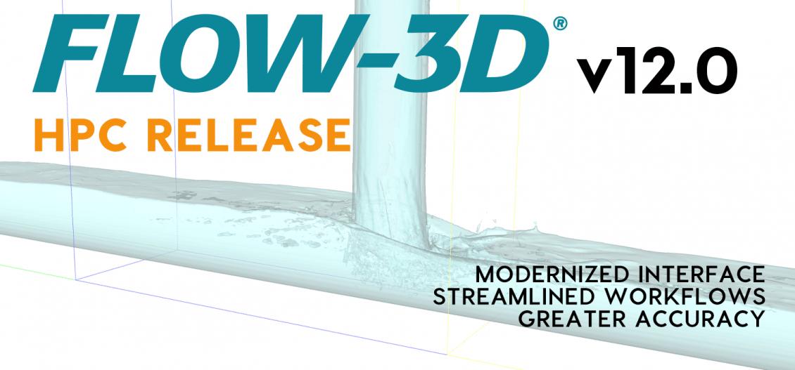 FLOW-3D HPC Release