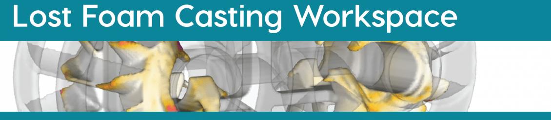 Lost Foam Casting Workspace