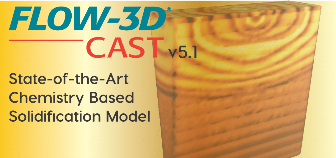 FLOW-3D CAST v5.1 solidification model