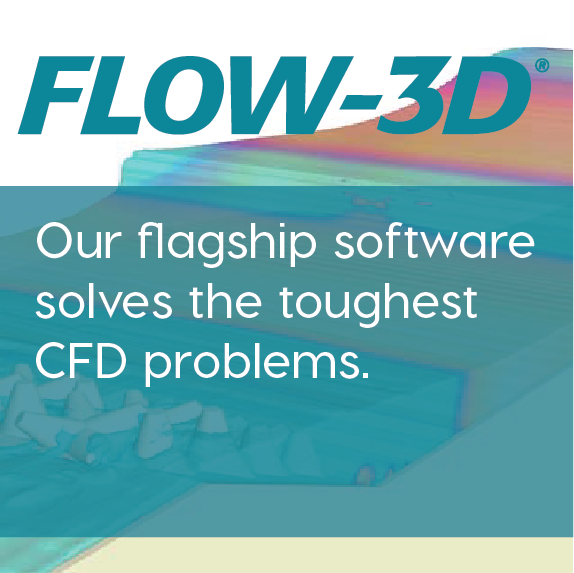 FLOW-3D CFD software