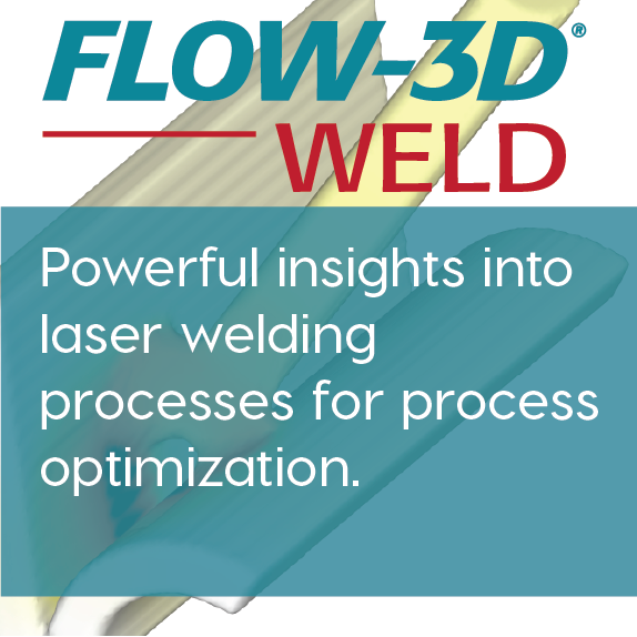 FLOW-3D WELD CFD software