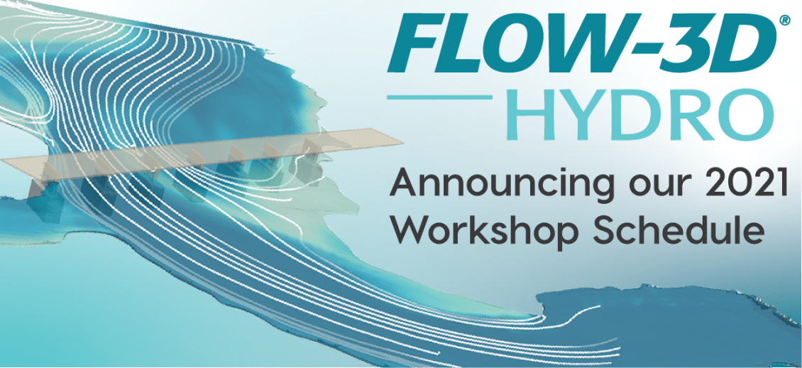 FLOW-3D HYDRO workshops