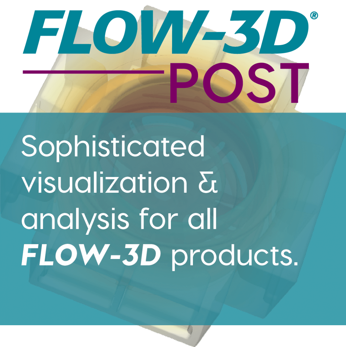 FLOW-3D POST