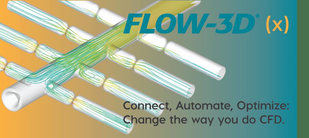 FLOW-3D (x) Optimization Software