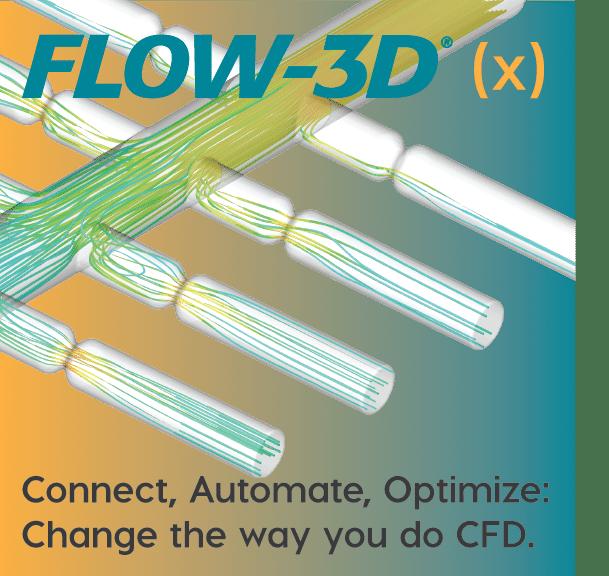 FLOW-3D (x)
