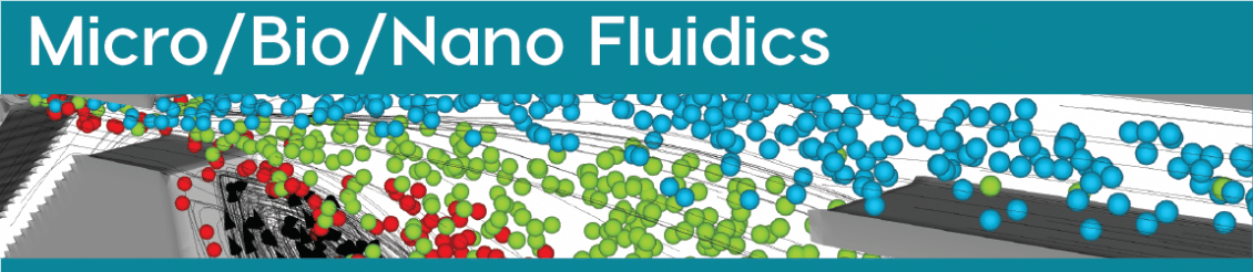 Micro/Bio/Nano Fluidics