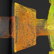 Velocity vector field in FlowSight